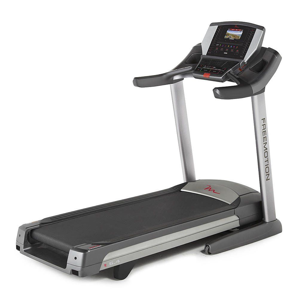 epic treadmill with white background